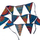 Timbali Crafts Handmade African Bunting - Variety