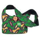 Timbali Crafts Handmade African Girl's Sling Purse