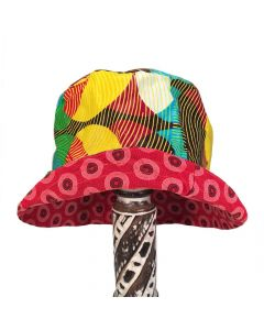 Timbali Crafts Handmade African Bucket Hat