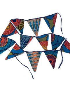 Bunting Variety of Fabrics