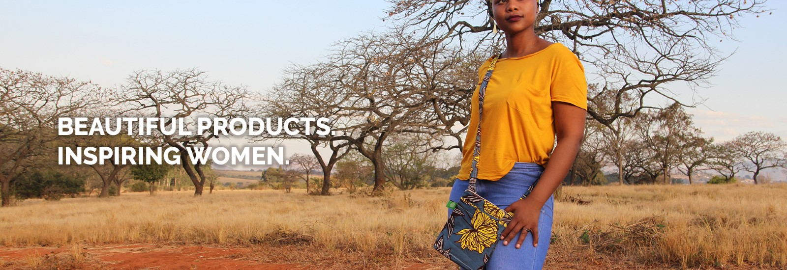 Beautiful Products... Inspiring Women